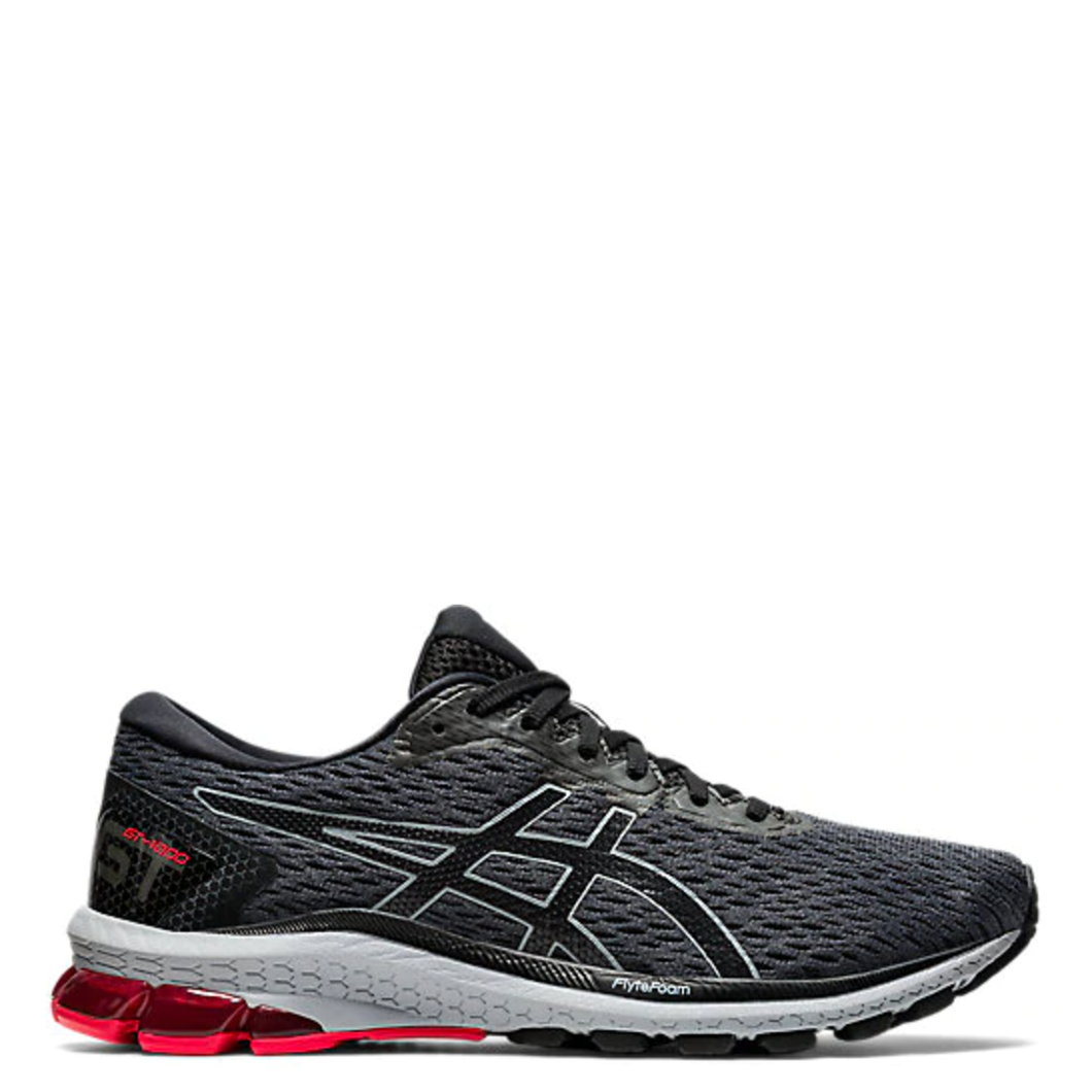 Mens Asics GT-1000 9 (2E Extra Wide) Carrier Grey/Black