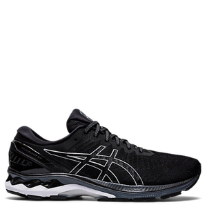 Mens Asics Gel Kayano 27 Black/Pure Silver