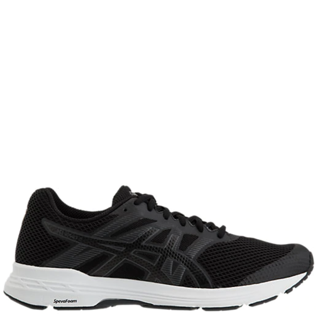 Mens Asics Gel Exalt 5 Black/Black