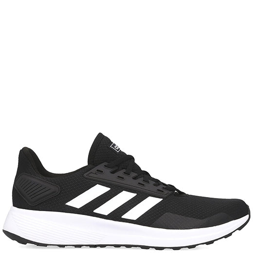 Mens Adidas Duramo 9 Black/White