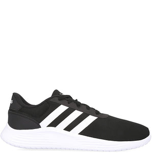Mens Adidas Lite Racer 2.0 Black/White