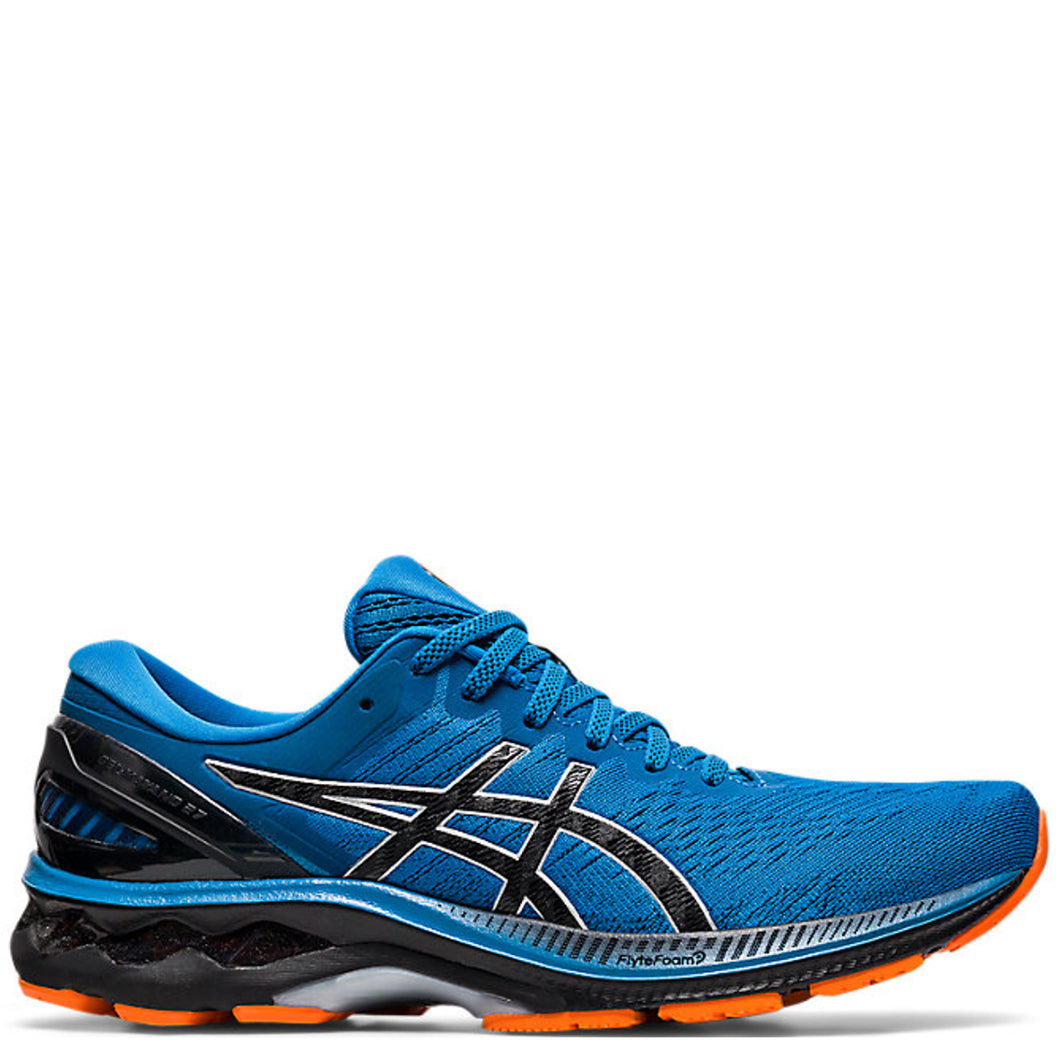 Mens Asics Gel Kayano 27 Reborn Blue/Black