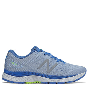 Womens New Balance Solvi v2 WSOLVBG2 Faded Cobalt/Lime Glo