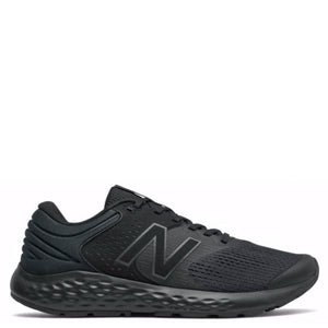 Mens New Balance 520v7 (2E) Black/Black