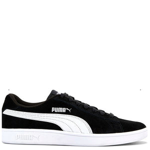 Mens Puma Smash v2 Black/White
