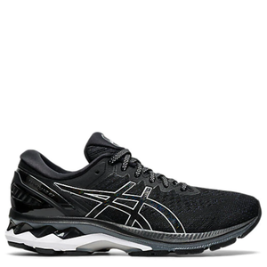 Womens Asics Gel Kayano 27 Black/Pure Silver