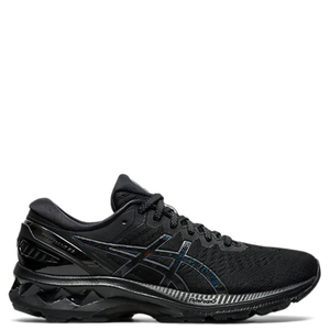 Womens Asics Gel Kayano 27 Black/Black