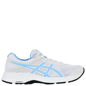 Womens Asics Gel Contend 6 White/Blue Bliss