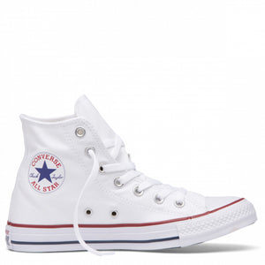Unisex Converse Chuck Taylor All Star Canvas High White