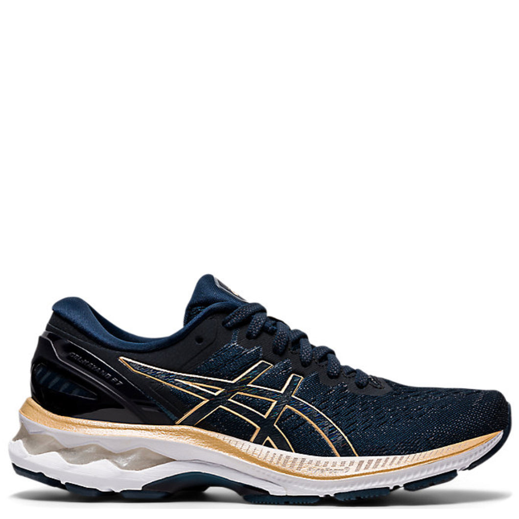 Womens Asics Gel Kayano 27 French Blue/Champagne