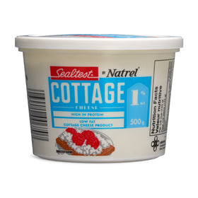 Fromage cottage 1% (500 g)