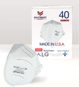 ALG Patriot  For Surgical Use. FDA and CDC Approved.