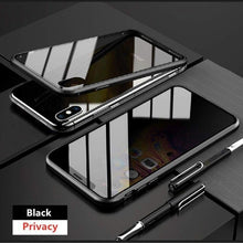 "Load image into Gallery viewer, ""Magneto"" Tempered Glass Case for iPhone 11 Pro Max XS MAX XR X 8 7 6s 6 Plus SE - FREE SHIPPING"