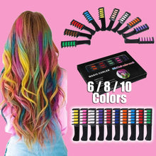 Load image into Gallery viewer, Colorcomb 10 Piece Hair Coloring Comb Set - FREE SHIPPING