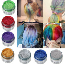 "Load image into Gallery viewer, ""Mofa Colortemp""Hair Coloring Wax 7 Colors FREE SHIPPING"