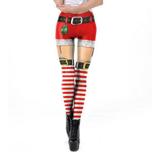 Holiday Leggins for Women of All Sizes - FREE SHIPPING