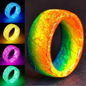 """RINGLO"" Glowing Fashion Ring FREE SHIPPING $5.99"