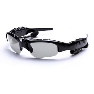 """BlueEyes"" Bluetooth Cycling Headphone Sunglasses - FREE SHIPPING"