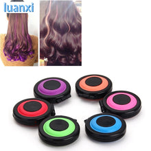 Load image into Gallery viewer, Hair Coloring Compact  10 piece pastel colors - FREE SHIPPING