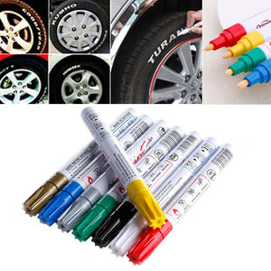 """TireTrix"" Colorful Tire Paint Markers ONLY  $3.99ea FREE SHIPPING"