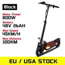 Load image into Gallery viewer, SKOOT Electric Scooter 60 Mile Distance with Seat $749 FREE SHIPPING