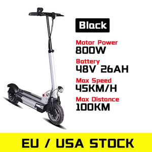SKOOT Electric Scooter 60 Mile Distance with Seat $749 FREE SHIPPING