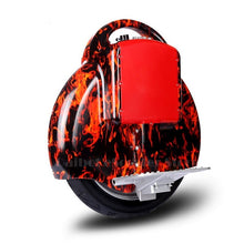 "Load image into Gallery viewer, ""Uniweel"" Electric unicycle 14 inch self balancing scooter with Bluetooth speaker bumper strip training wheels and safety belt FREE SHIPPING $399"