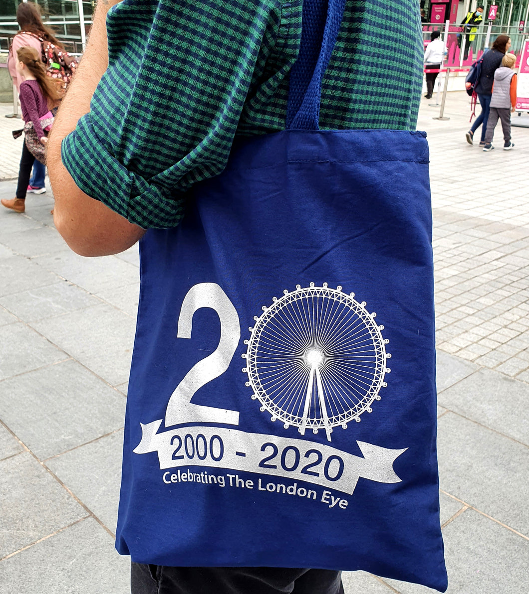 Anniversary Shopper Bag