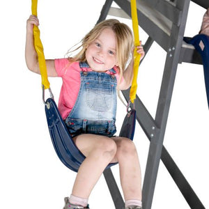 Mill Creek Canyon Wooden Swing Set