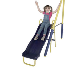 Load image into Gallery viewer, Palmview Swing Set with Teeter-Totter, Standing Swing, and Slide