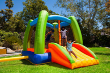 Load image into Gallery viewer, My First Jump N Play Inflatable Backyard Jumper