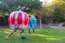 Load image into Gallery viewer, Thunder Bubble Soccer Bounce Toy Adult 2 pack