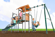 Load image into Gallery viewer, Big Ridge Swing Set
