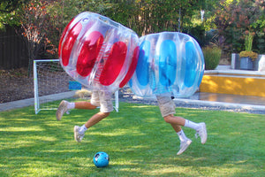 Thunder Bubble Soccer Bounce Toy Adult 2 pack