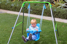 Load image into Gallery viewer, My First Toddler Swing Set