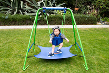 Load image into Gallery viewer, My First Toddler Swing with Bouncer