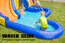 Load image into Gallery viewer, Big Wave 2 Water Slide Backyard Inflatable Jumper