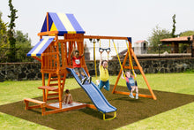 Load image into Gallery viewer, Sunnyslope Wooden Swing Set