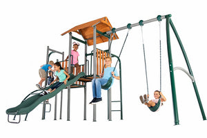 Big Ridge Swing Set