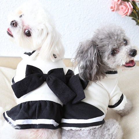 sailor dog dress dog sweater costume