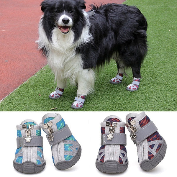 Rain & Snow Dog Sneaker Booties