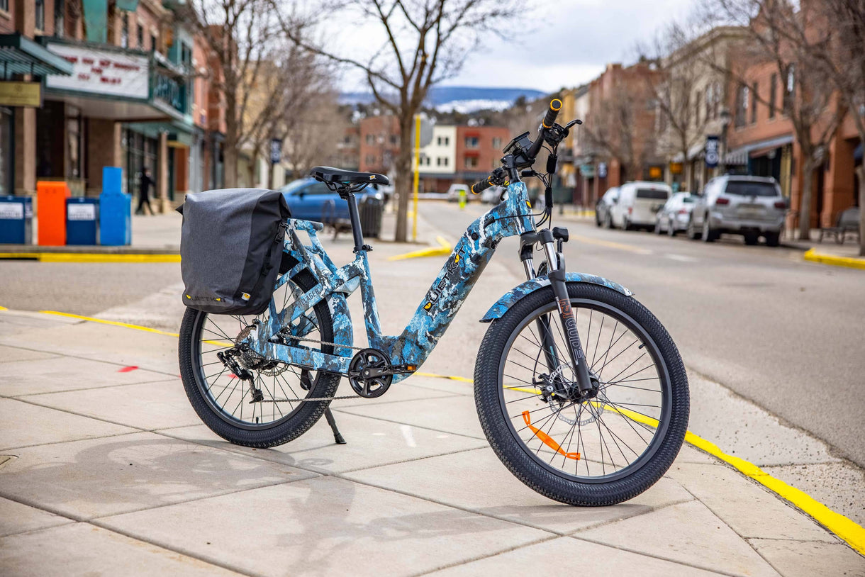 QuietKat Villager Urban e-bike