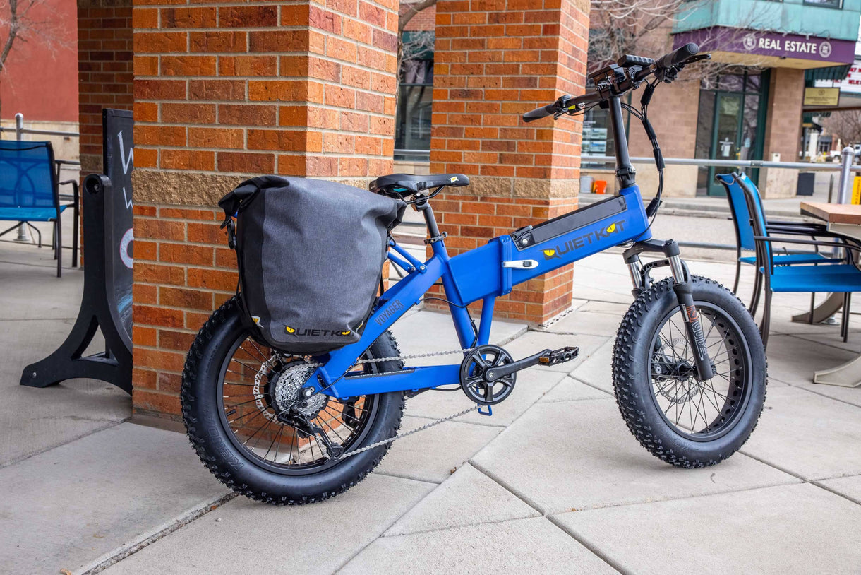 QuietKat Voyager e-bike