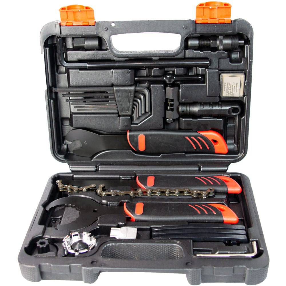E-Bike Home Tool Kit for QuietKat electric bicycle
