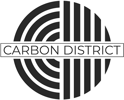 Carbon District LLC offers uniquely designed, handcrafted forged carbon fiber jewelry--a work of art you can wear around your neck or finger.