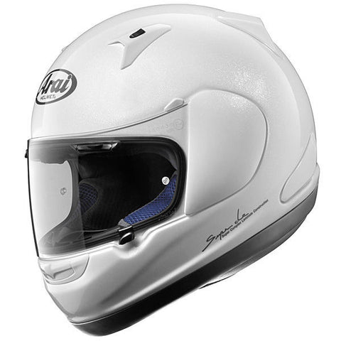 Arai RX-Q Diamond White Helmet