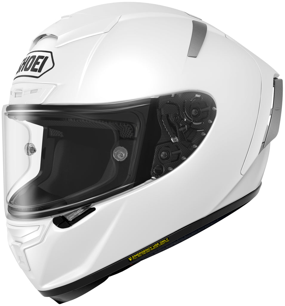 Shoei X-14 Full Face Helmet White