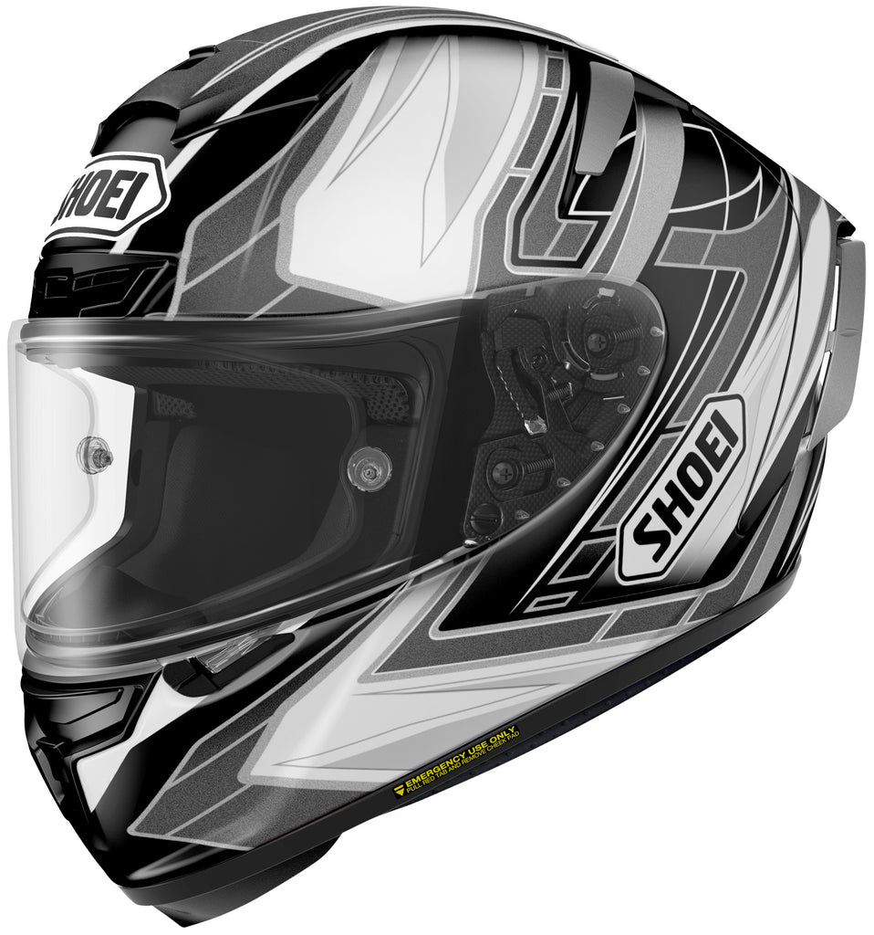 Shoei X-14 Assail Tc-5 Full Face Helmet Tc5