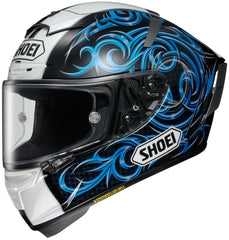 Shoei X-14 Kagayama 5 Tc-2 Full Face Helmet Tc2
