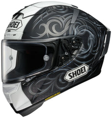 Shoei X-14 Kagayama 5 Tc-5 Full Face Helmet Tc5